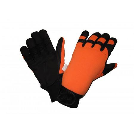 Gants anti-coupure protection main gauche SOLIDUR