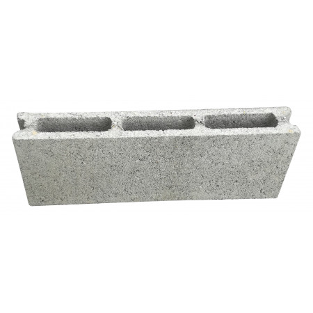Bloc béton creux B40 500x75x200 mm