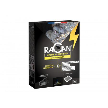 Souricide Foudroyant Avoine 160g RACAN