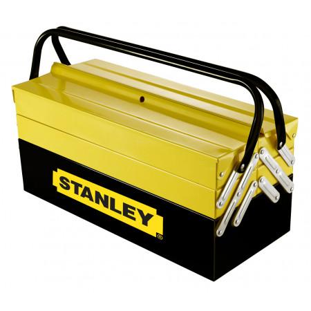 Caisse à outils métal STANLEY 50cm