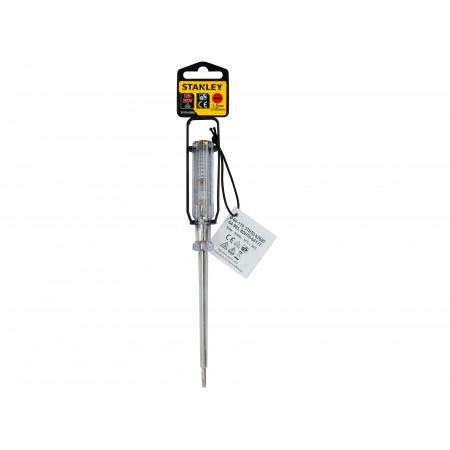 Tournevis électricien testeur basse tension 105mm STANLEY