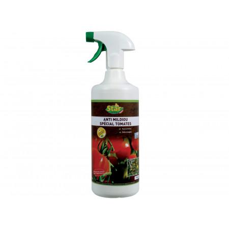 Anti mildiou spécial tomates