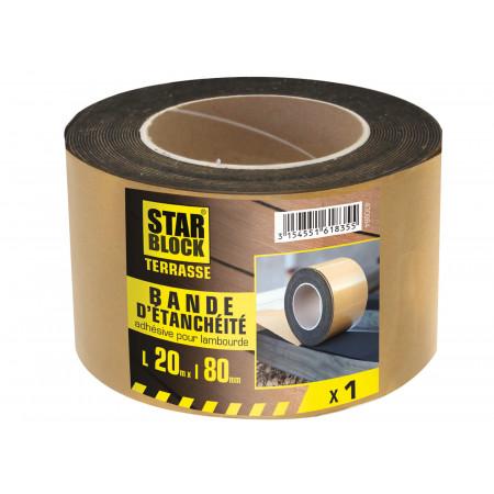 Bande d'étanchéité lambourdes Starblock® L.20m