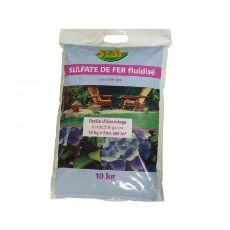 Sulfate de fer fluidisé 10kg