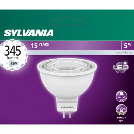 Ampoule à réflecteur GU5.3 5.5W 345lm 4000k