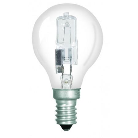 Ampoule éco sphérique 18W E14