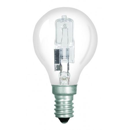 Ampoule éco sphérique 28W E14