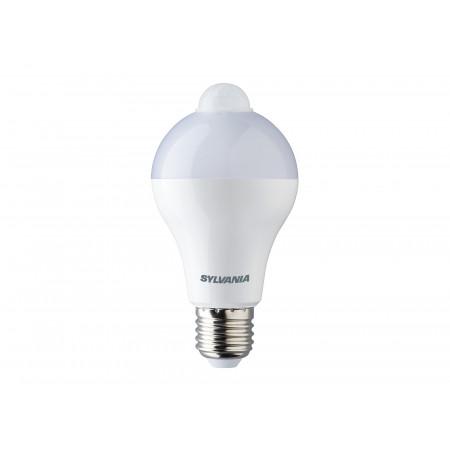 Ampoule LED à détecteur de présence E27 1055lm 3000K