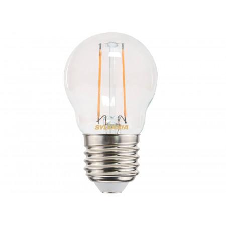 Ampoule LED à filament E27 470lm 2700K x4