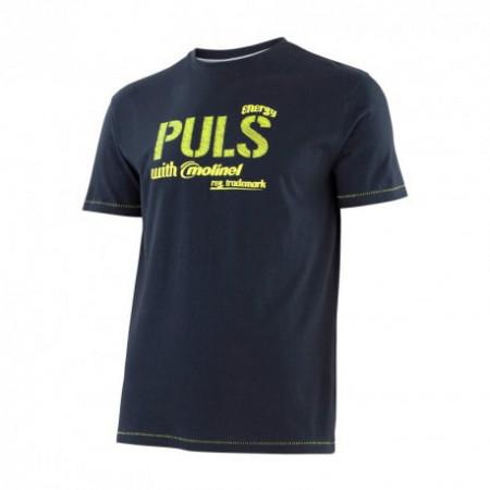 T-Shirt Dynamic Work bleu marine