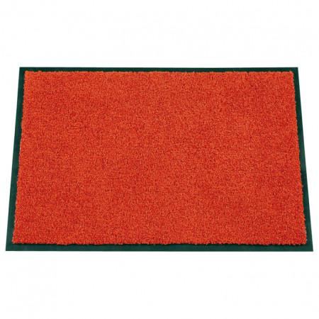 Tapis absorbant Mirande 40x60cm Rouge
