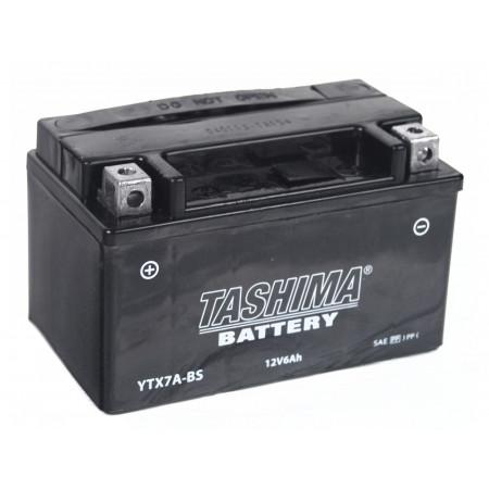 Batterie 12V 6Ah YTX7A-BS