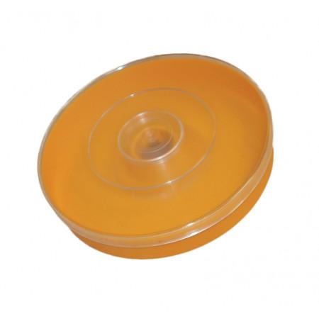 Nourrisseur en plastique rond 1kg