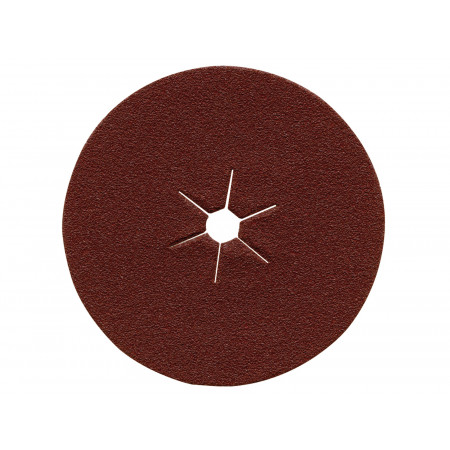 10 Disques perceuse Ø127mm grain 80