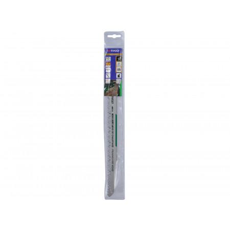 2 lames de scie sabre HCS TECHNIC débit élagage 190mm