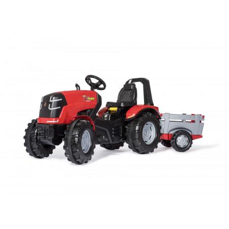 Tracteur Rolly X-Trac Premium avec remorque