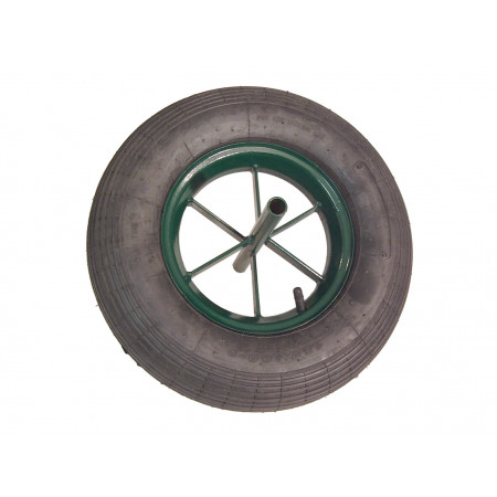 Roue gonflable Ø400MM pour brouette