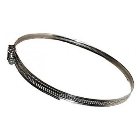 Collier plat à tête basculante Ø55/230