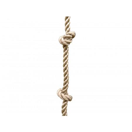Corde à noeuds pour portique 3,50m TRIGANO