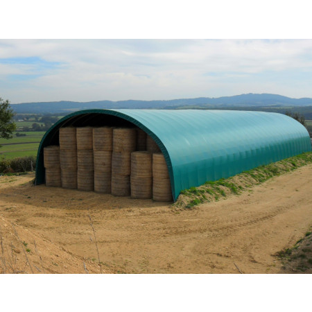 Tunnel de stockage TOUTABRI ONE 8MX20M