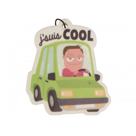Désodorisant voiture à suspendre