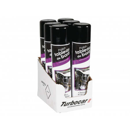Polish tableau de bord TURBOCAR 300ml