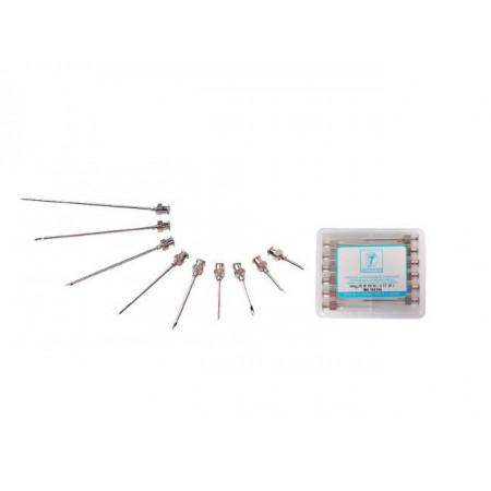 Aiguilles triple biseaux à usage multiple 20 mm / 1.3 mm
