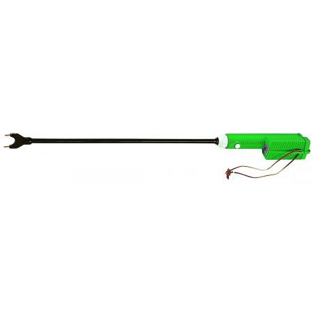 Aiguillon Pulsar vert avec rallonge 60 cm
