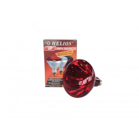 Ampoule infrarouge HELIOS à vis rouge 250W