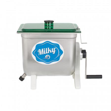 Baratte à beurre MILKY 10L manuelle