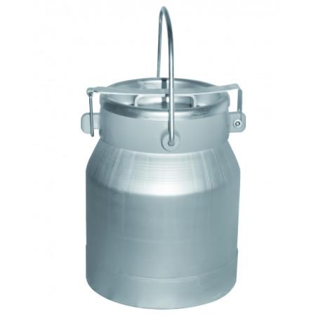Bidon à lait en aluminium 10L