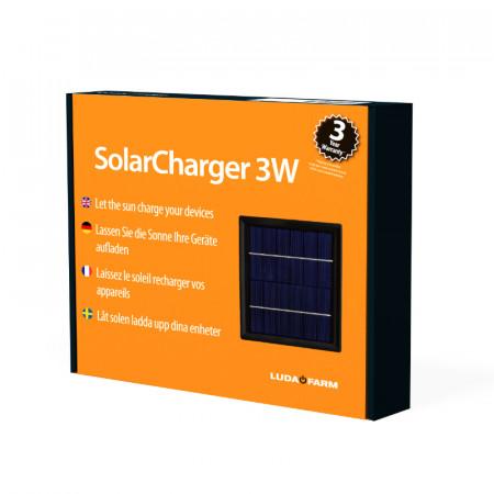 Panneau solaire pour fence alarm LUDA FARM