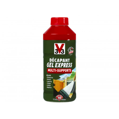Décapant gel tous supports V33 1L