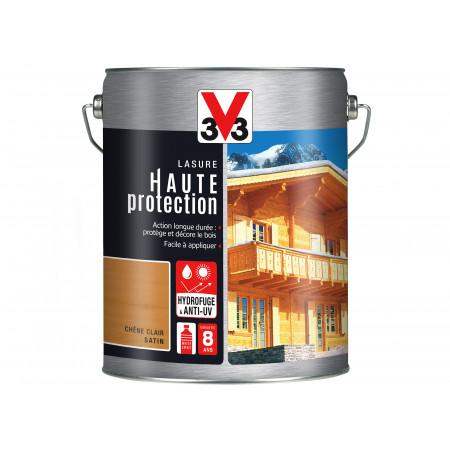 Lasure Haute Protection V33 Chêne clair 5L