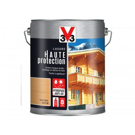 Lasure Haute Protection V33 Naturel 5L