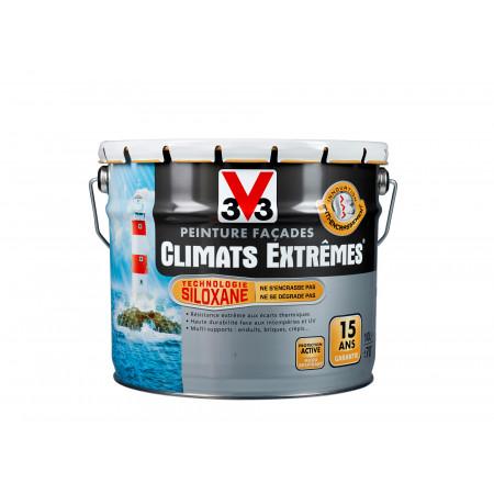 Peinture façades Climats Extrêmes® V33 Ton Pierre 10L