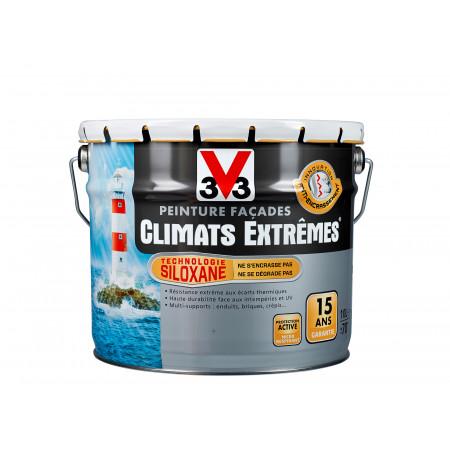 Peinture façades Climats Extrêmes® V33 Ton Pierre 2,5L