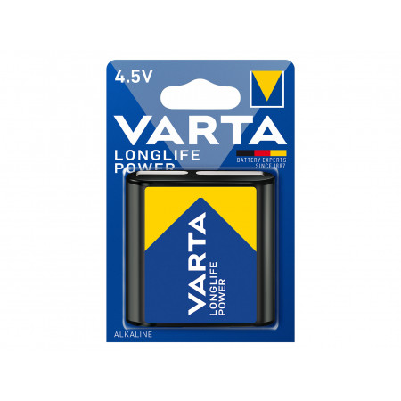Pile alcaline High Energy 3LR12 VARTA