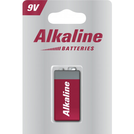 Pile alcaline VARTA 9V - 6LR61 x1