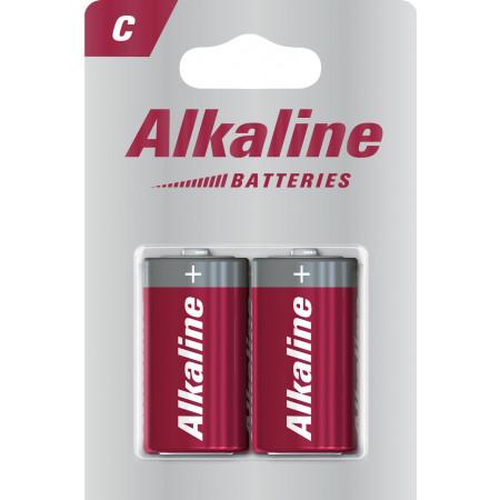 Piles alcalines VARTA LR14-C x2
