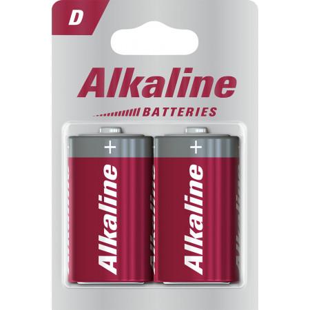 Piles alcalines VARTA LR20-D x2