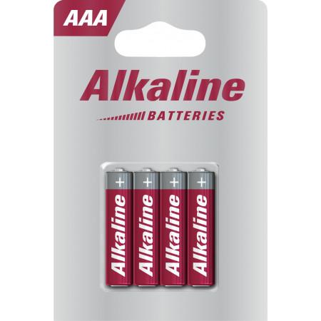 Piles alcalines VARTA LR3-AAA x4
