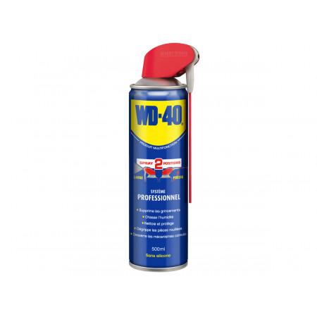 Aérosol WD40 Pro 500 ml