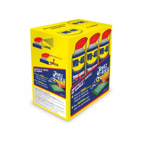 PACK DE 6 aérosols 500 ml WD-40®