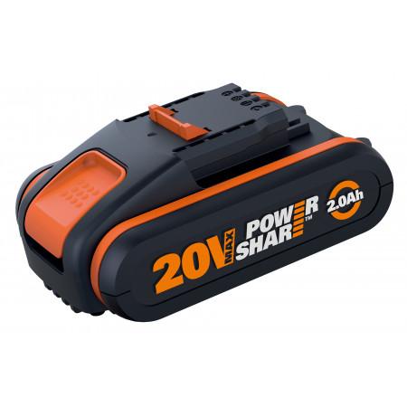 Batterie de rechange Worx 20V 2Ah WA3551.1