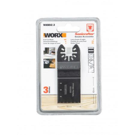 Lame de scie Worx Endcut Standard pour Sonicrafter WA5012