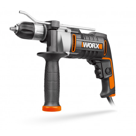 Perceuse à percussion 810W WORX WX318