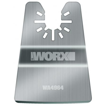 Spatule rigide WORX pour outil multifonctions