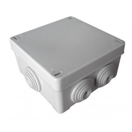 Boîte de dérivation étanche carrée 100X100