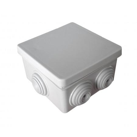 Boîte de dérivation étanche carrée 80X80